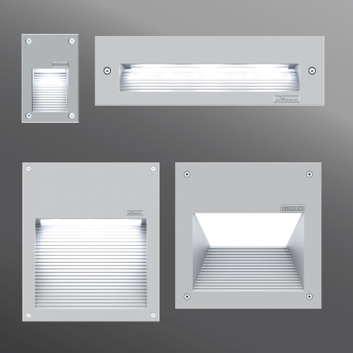 Click to view Ligman Lighting's Rado Recessed Guide Light (model URA-40XXX).
