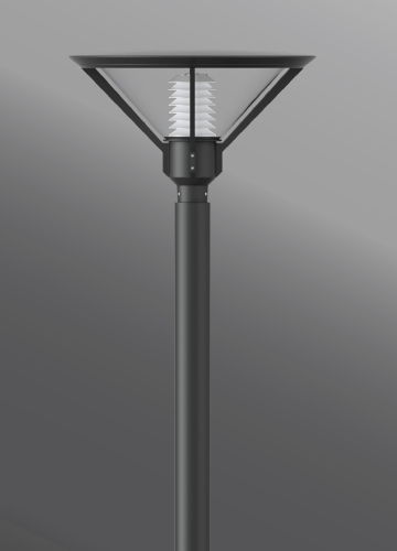 Ligman Lighting's Anesti Post Top (model UAN-20XXX).