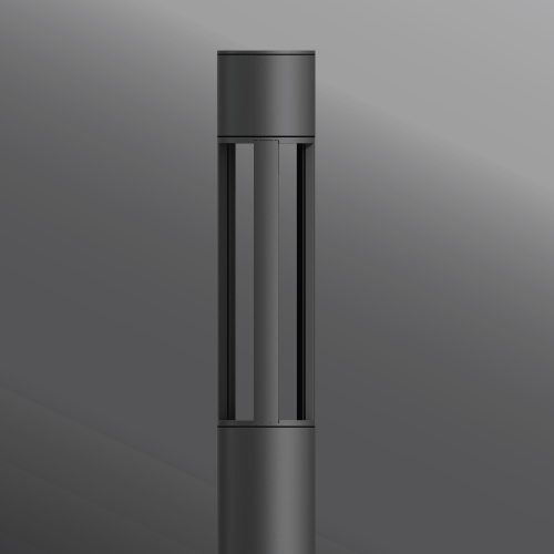 Click to view Ligman Lighting's Benton Round Bollard (model UBE-10001).