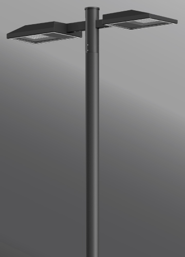 Ligman Lighting's Martini Streetlight, IDA: Horizontal non-adjustable (model UMN-9XXXX).