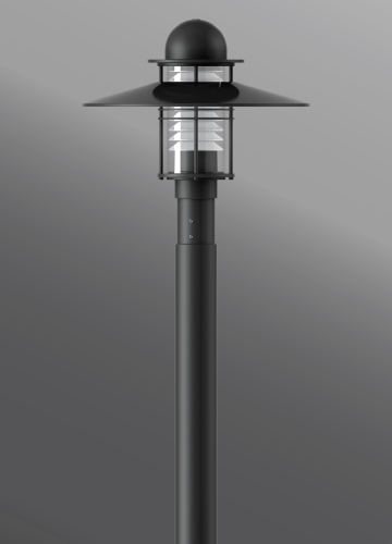 Click to view Ligman Lighting's Eurasia Post Top (model UEU-202XX, UEU-204XX).