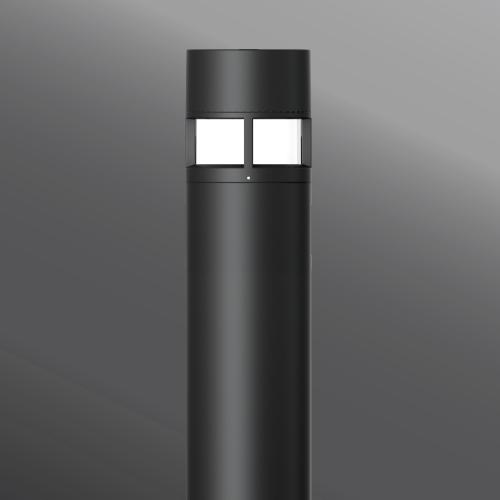 Ligman Lighting's Columbus Bollard (model UCO-X0XXX).