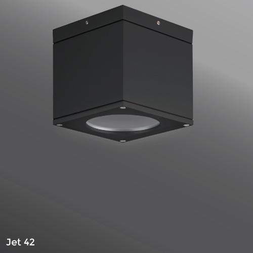 Ligman Lighting's Jet Ceiling Mount (model UJE-80XXX, UJE-800XX, UJE-801XX).