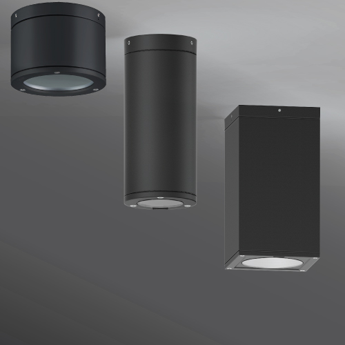 Click to view Ligman Lighting's  Jet Ceiling Mount (model UJE-80XXX, UJE-800XX, UJE-801XX).