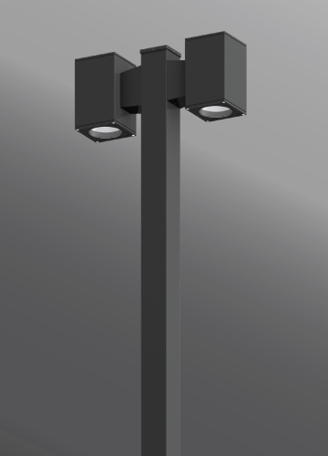 Ligman Lighting's Jet Post Top (model UJE-2000X).