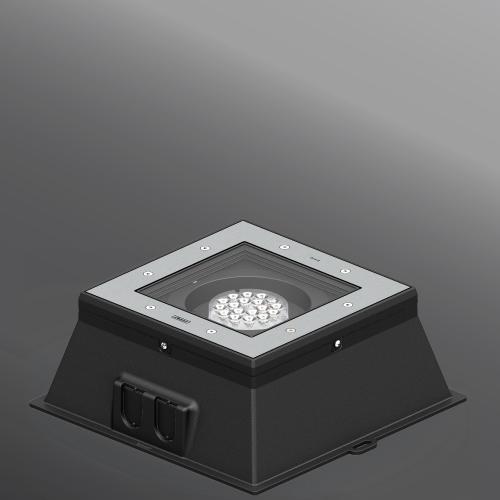 """Ligman Lighting's Kios 7 & 8 Uplight Flush Frame 11.26"""" (model UKI-60XXX)."""