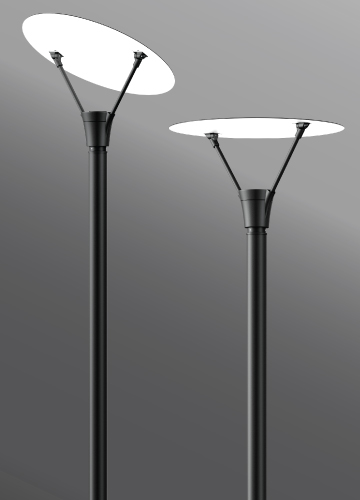 Click to view Ligman Lighting's Laluna Post Top (model ULL-200XX).