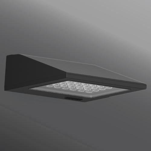 Ligman Lighting's Vekter Wall Washer (model UVK-30XXX).