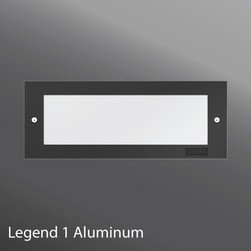 Legend Recessed Step Light Ligman Lighting Usa Outdoor