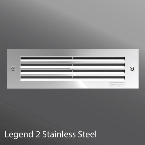 Ligman Lighting's Legend Recessed Step Light (model ULE-40XXX).