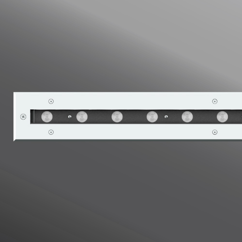 Click to view Ligman Lighting's  Light Linear LA 9 & 10 Recessed Wall (model ULA-400XX).