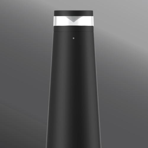 Ligman Lighting's Lightwave Bollard (model ULW-108XX).