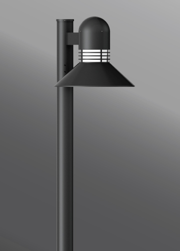 Click to view Ligman Lighting's  Duomo Post Top (model UDU-20XXX).