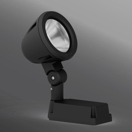 Ligman Lighting's Zaab Floodlight (model UZA-500XX).