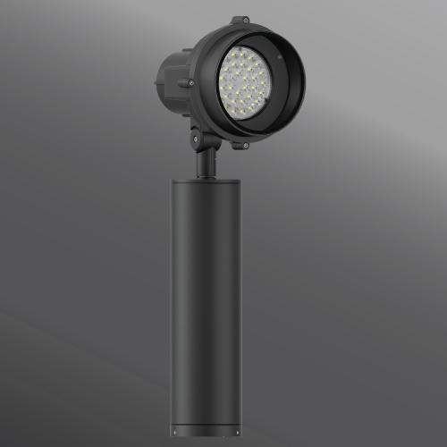 Ligman Lighting's Mic 7, 8 and 9 Floodlight LED (model UMI-50XXX, UMI-5022X, UMI-5024X, UMI-5026X).