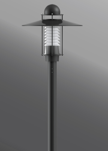 Click to view Ligman Lighting's Millennium Post Top (model UML-2063X).