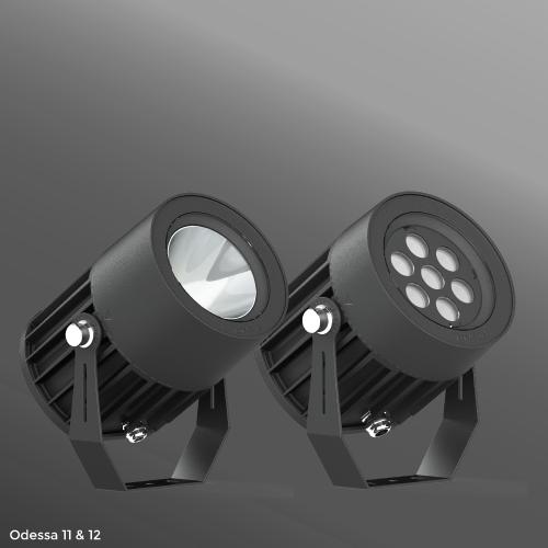 Ligman Lighting's Odessa Floodlight (model UOD-500XX).