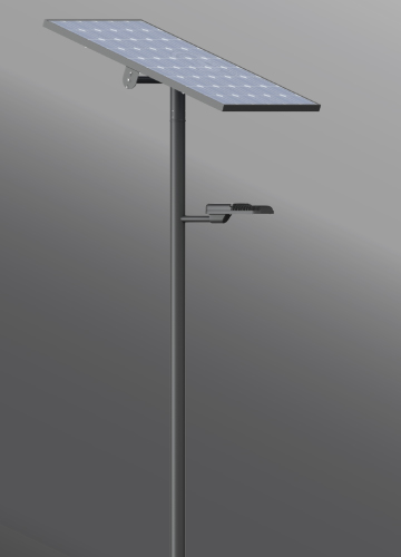 Click to view Ligman Lighting's  PowerMission 2 Solar Lighting LED (model  PO29-GPXXX-XX-X-SO).