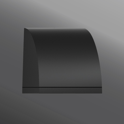 Ligman Lighting's Quarter Wall Light (model UQU-313XX).