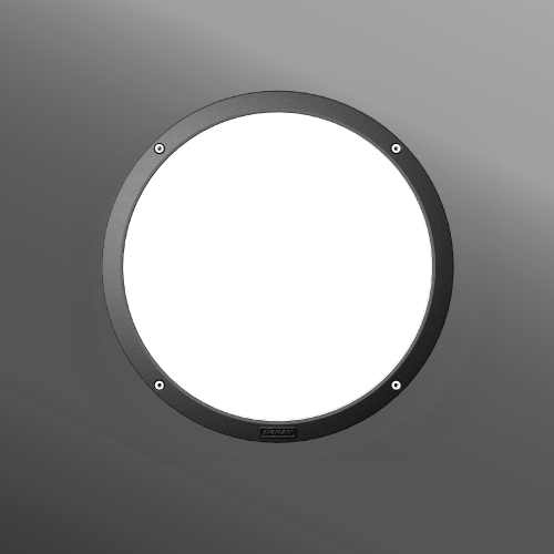 Click to view Ligman Lighting's Sandy Recessed Wall Light (model USA-40XXX).