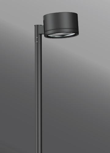 Ligman Lighting's Mar Streetlight, IDA: Horizontal non-adjustable (model UMA-97XXX, UMA-970XX).