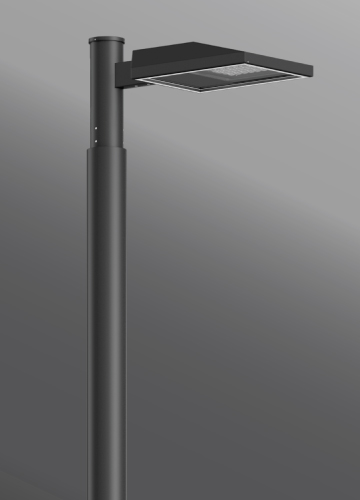 Click to view Ligman Lighting's Martini Streetlight, IDA: Horizontal non-adjustable (model UMN-9XXXX).