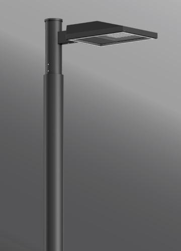 Click to view Ligman Lighting's Martini Streetlight, IDA: Horizontal non-adjustable (model UMN-9XXXX).