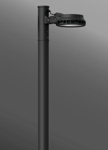 Ligman Lighting's Quantum Street & Area Light, IDA: Horizontal non-adjustable (model UQA-210XX).
