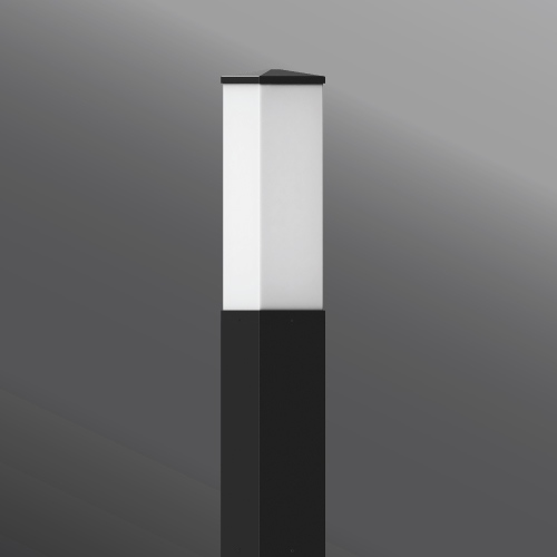 Ligman Lighting's Smith Bollard (model USM-1069X).
