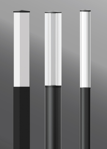 Click to view Ligman Lighting's  Smith Light Column (model USM-2XXXX).
