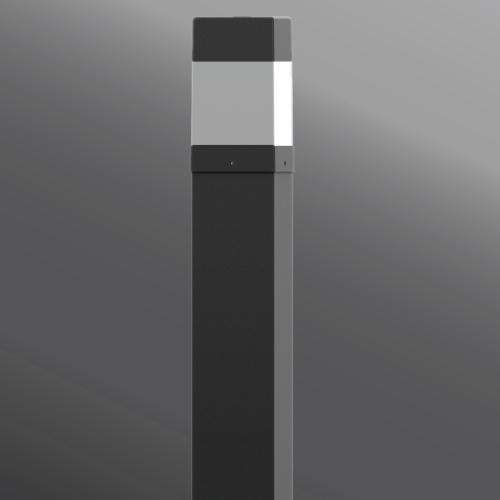 Ligman Lighting's Bamboo Bollard (model UBA-106XX).