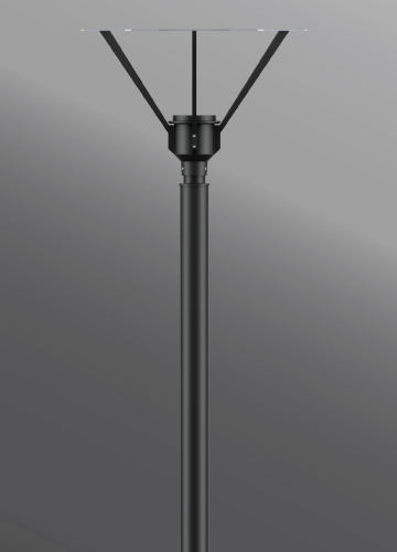 Click to view Ligman Lighting's Syndy Symmetrical Post Top (model USY-20XXX).