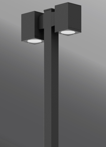 Ligman Lighting's Tango Post Top (model UTA-20XXX).