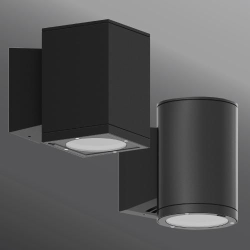 Click to view Ligman Lighting's Tango UP/DOWN Light || Type II, III & IV, N, M, W, Asymmetrical (model UTA-31XXX).