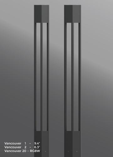 Click to view Ligman Lighting's  Vancouver Light Column (model UVA-20001).