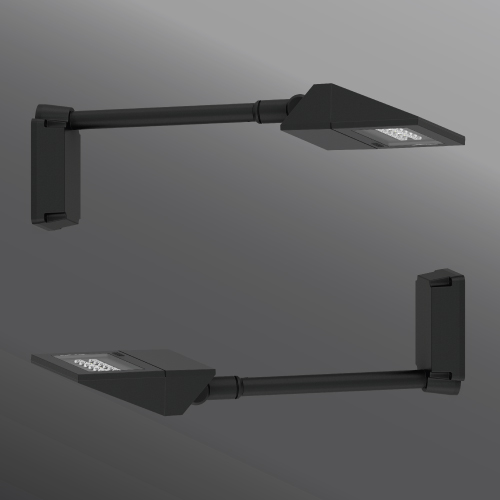 Click to view Ligman Lighting's  Vekter Extended Arm, IDA: Horizontal (model UVK-3000XX).