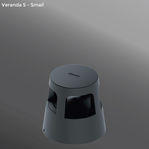 Ligman Lighting's Veranda Pillar Light (model UVR-702XX).