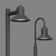 Click to view Ligman Lighting's Hamilton line of outdoor lighting fixtures.