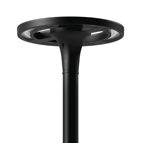 Click to view Ligman Lighting's Santander line of outdoor lighting fixtures.